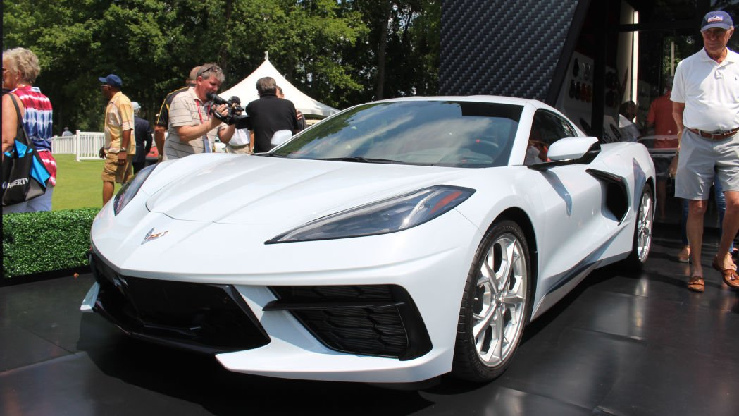 2020 Corvette C8 is Almost Sold Out - Geeky Gadgets