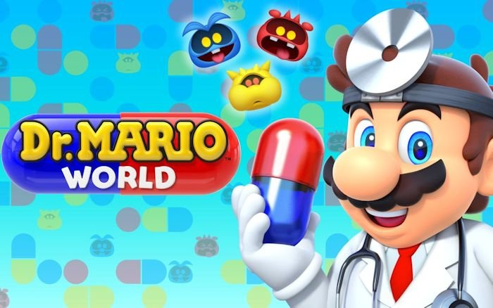 Dr. Mario World arrives on iOS a day early
