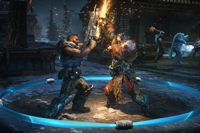 Gears 5 multiplayer test begins July 19th