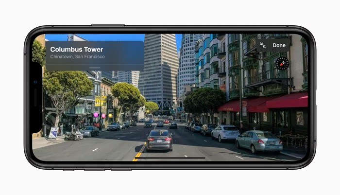 A look at the new Apple Maps in iOS 13 (Video)