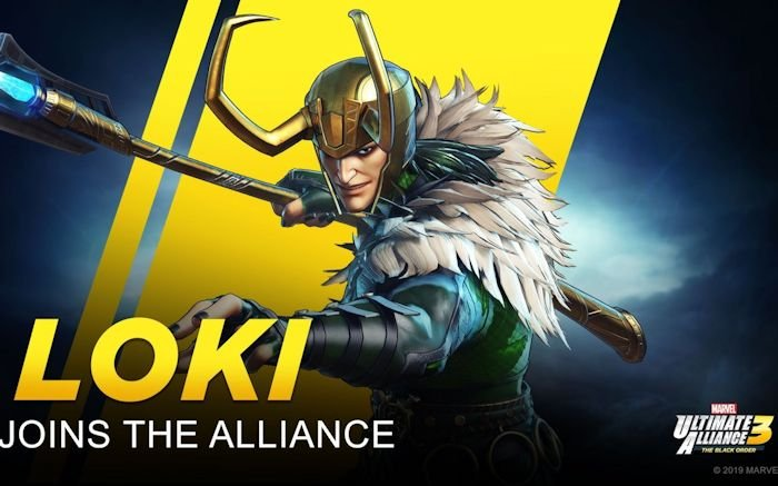 Loki is joining Marvel Ultimate Alliance 3 for Nintendo Switch