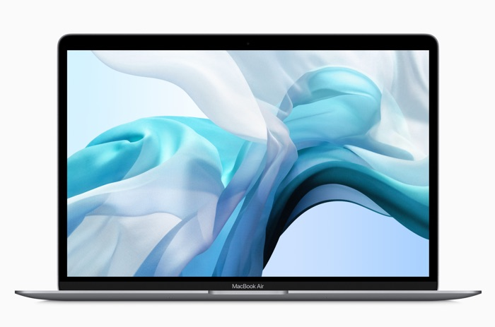 Apple launches its new MacBook Air