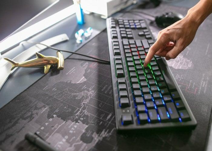 magnetic mechanical keyboard