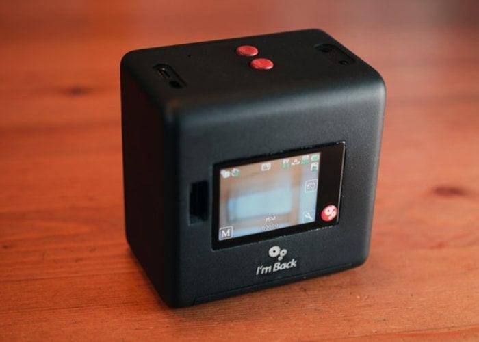 medium format digital camera back
