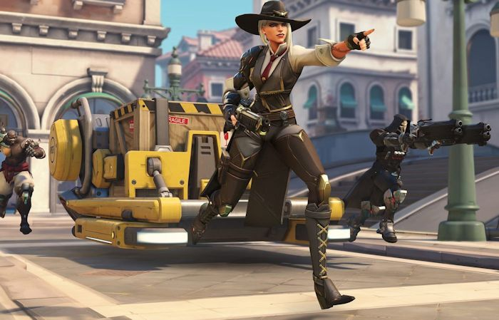 Blizzard to shut down Overwatch matches when there is cheating