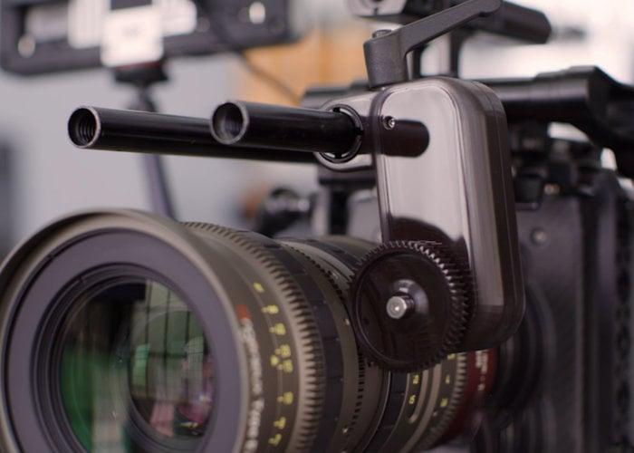 oxie professional camera focus