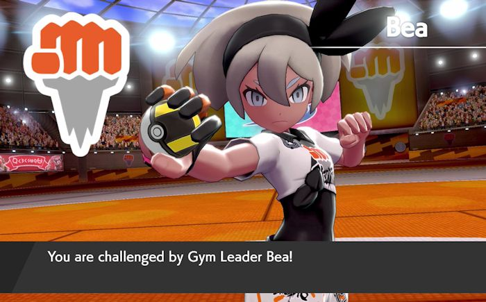 Pokémon Sword and Shield will have exclusive gyms
