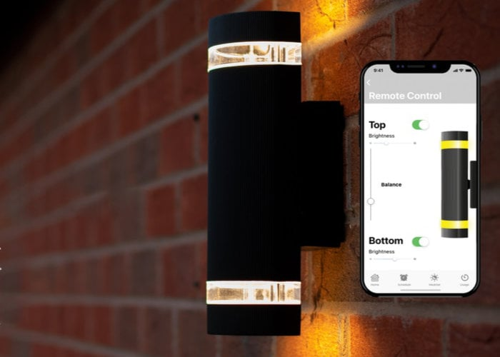 utdoor wireless smart light