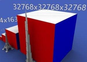 virtual rubic cube