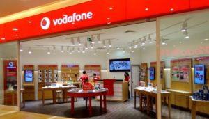 Vodafone 5G network