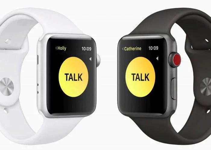 Apple releases watchOS 5.3, brings Walkie Talkie back to the Apple Watch