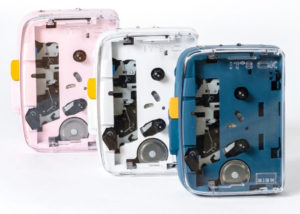 wireles cassette player