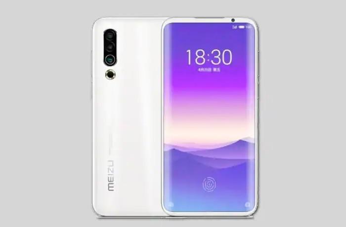 Meizu 16S Pro smartphone leaked