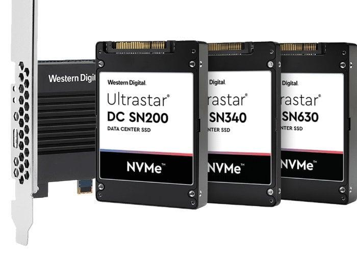 Western Digital unveils new 96-Layer 3D Flash SSD storage