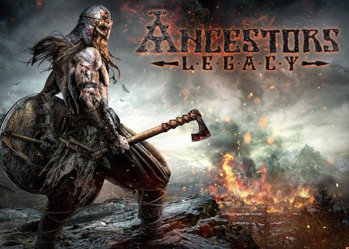 Ancestors Legacy RTS