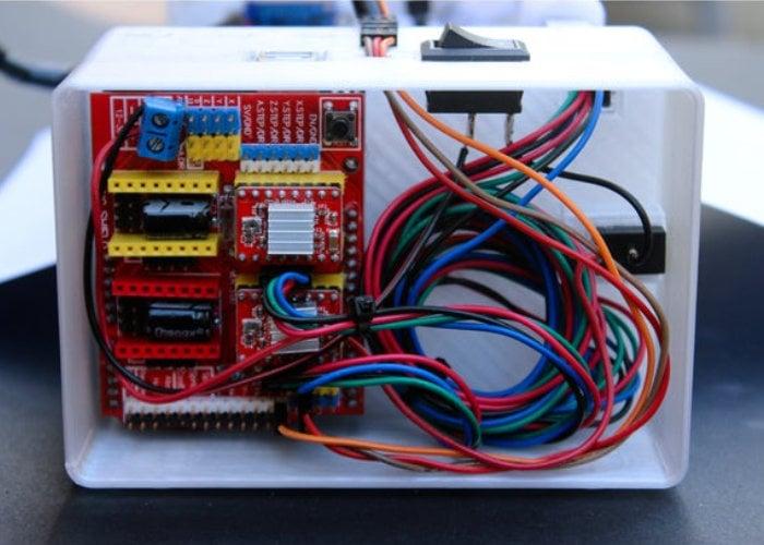 Arduino Pen plotter