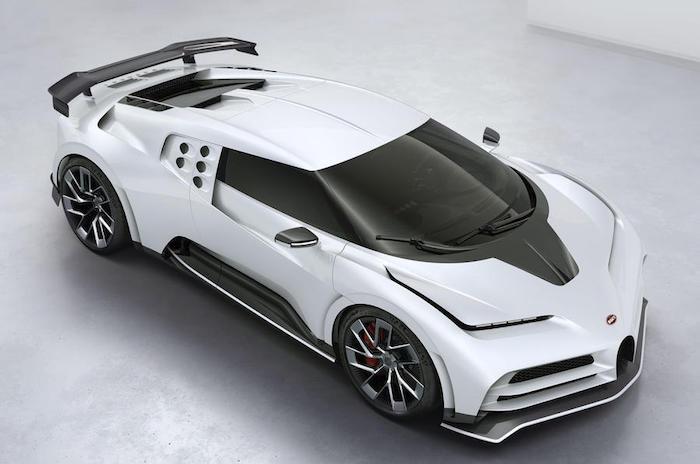 Bugatti Centodieci hypercar unveiled, has 1,577 horsepower