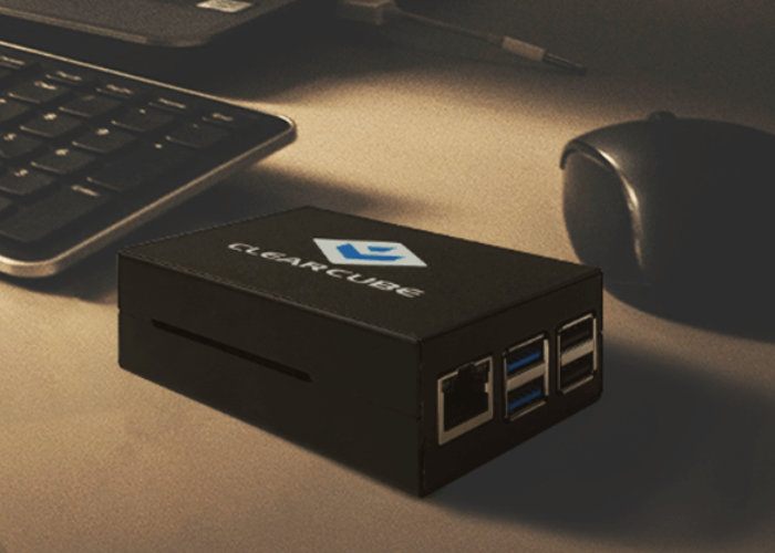 ClearCube C4Pi Raspberry Pi 4 Thin Client introduced