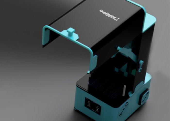 D7 Enhanced mSLA 3D printer upgrade