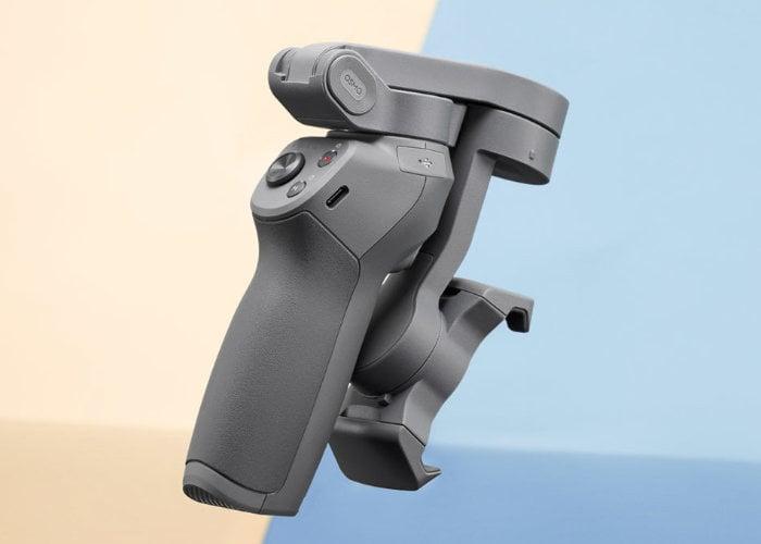 DJI Osmo 3 smartphone gimbal