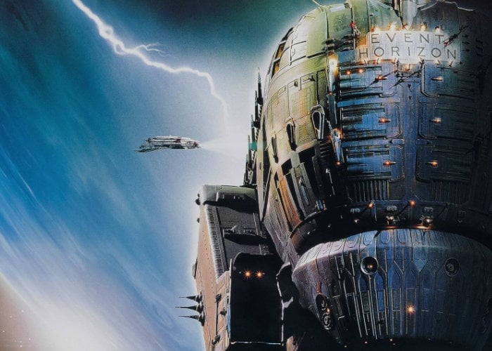 Event Horizon TV series bering produced for Amazon Prime