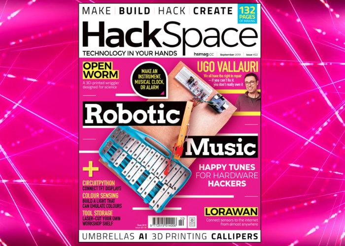 HackSpace magazine