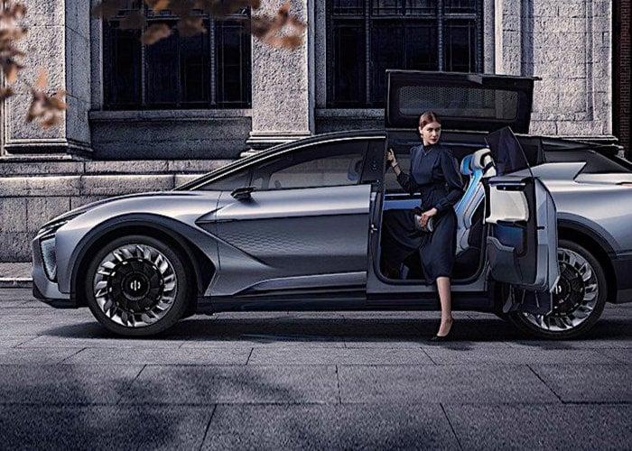 Human Horizons electric SUV