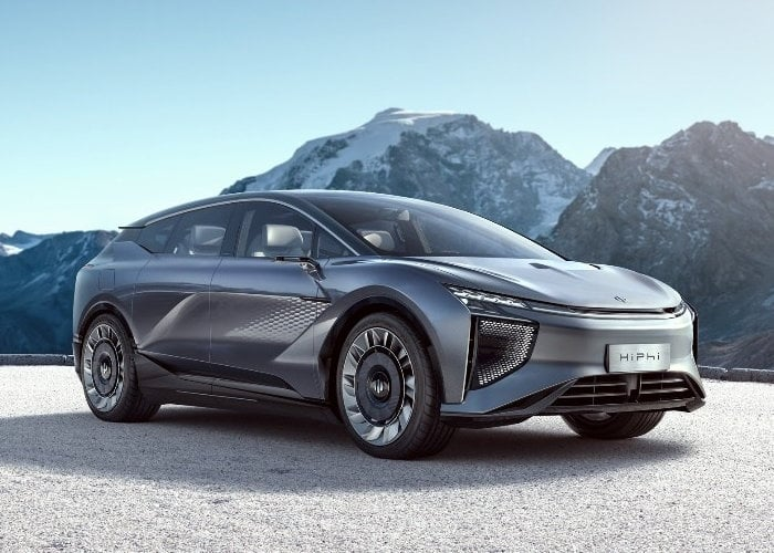 Human Horizons luxury electric SUV launches