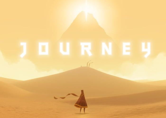 Journey indie adventure