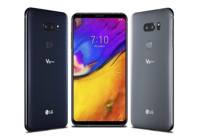 LG V35 ThinQ receives Android Pie update