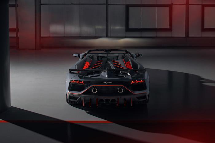 Lamborghini Aventador SVJ 63 Roadster and Huracán EVO GT