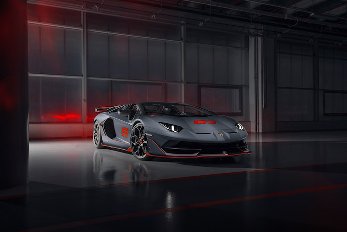 Lamborghini Aventador SVJ 63 Roadster and Huracán EVO GT unveiled