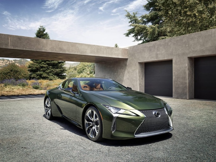 Lexus LC Limited Edition Coupe