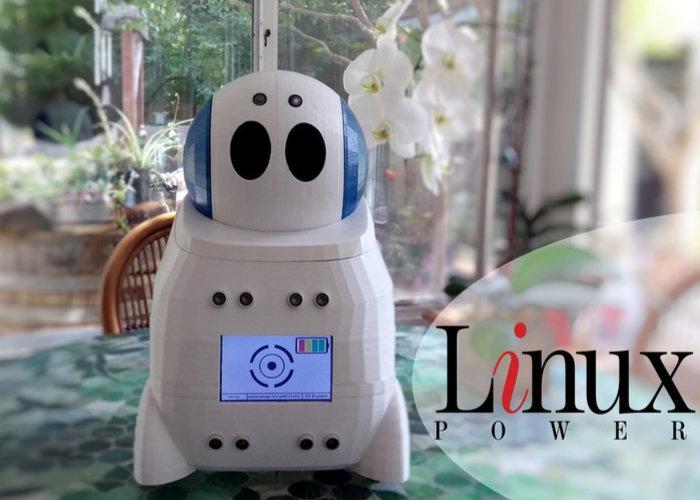 Linux robot
