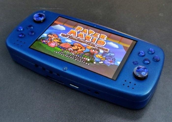 Louii handheld game console