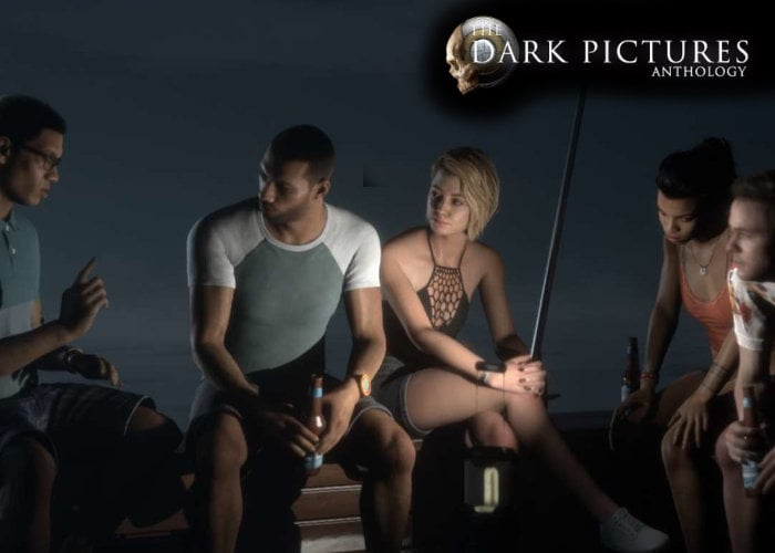 Now Available on Steam - The Dark Pictures Anthology: Man of Medan