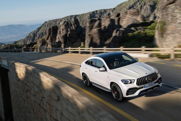 Mercedes-AMG GLE 53 Coupe
