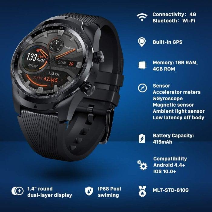 Mobvoi smartwatch