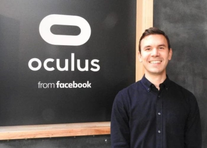 Co-founder of FB-owned VR firm Oculus Nate Mitchell quits