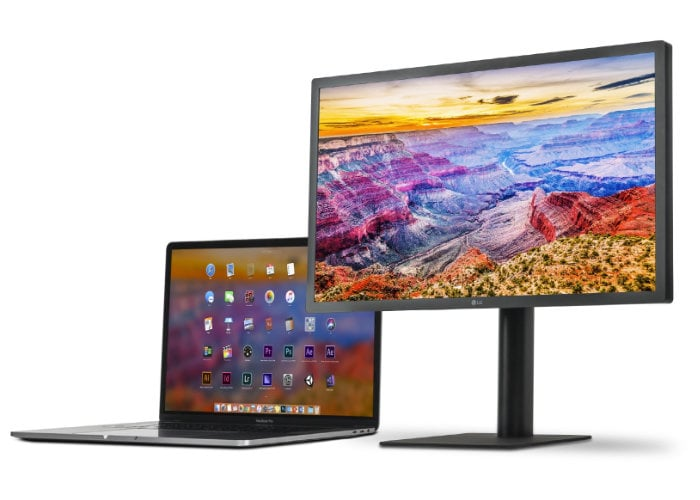 New LG Ultrafine 5K Display