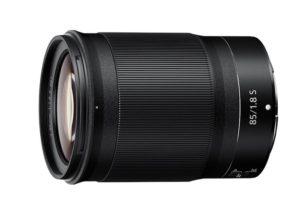 Nikon Nikkor Z 85mm f1.8 S Nikon Z