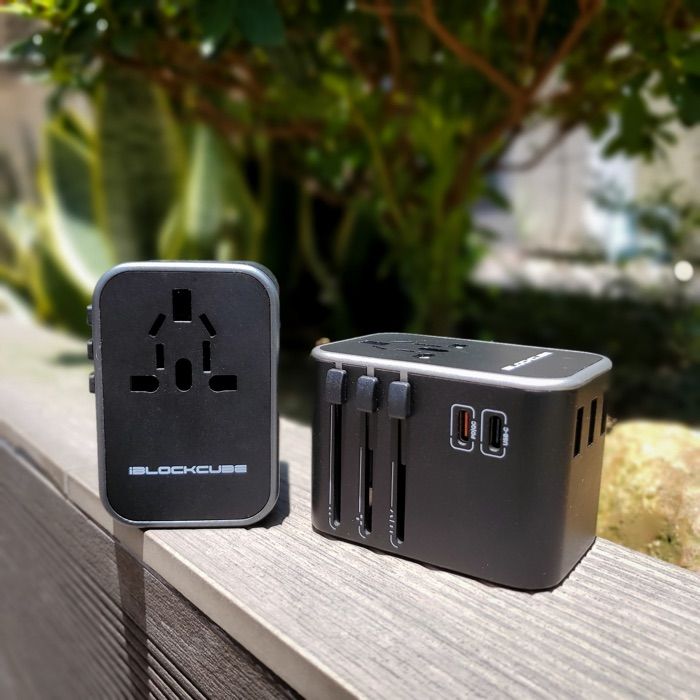 Nimble Global Travel Adapter