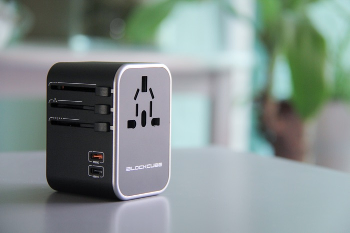 The Only Quick Charge + Power Delivery Global Travel Adapter You Will Ever Need