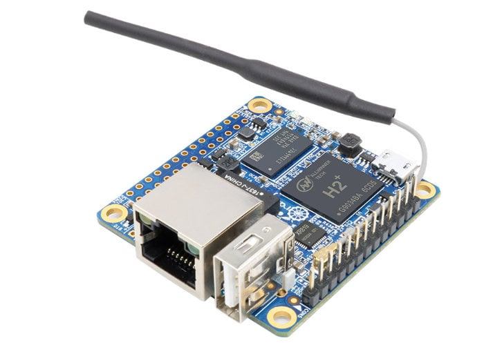 Orange Pi Zero LTS $10 Raspberry Pi alternative