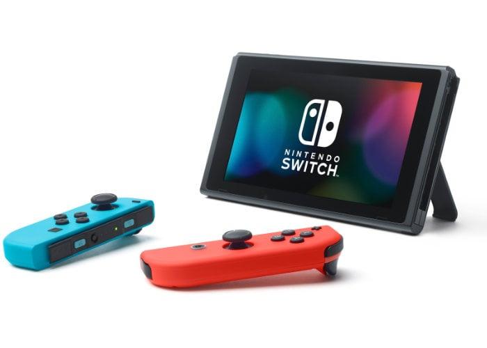Overclocked Nintendo Switch