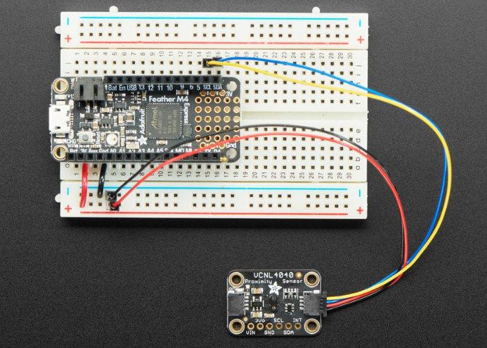 Proximity and Lux Sensor