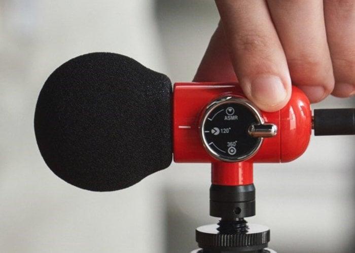 Q Mic microphone designed for all content creators