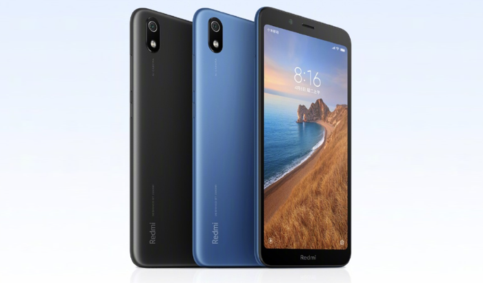 Xiaomi launches their Redmi 7A smartphone in the UK