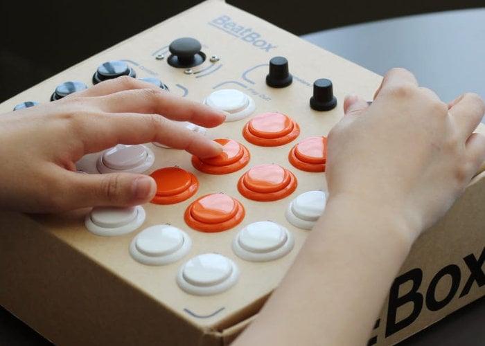 Rhythmo beat machine
