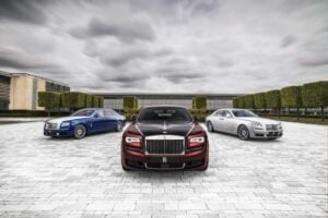Rolls Royce Ghost Zenith Collectors Edition